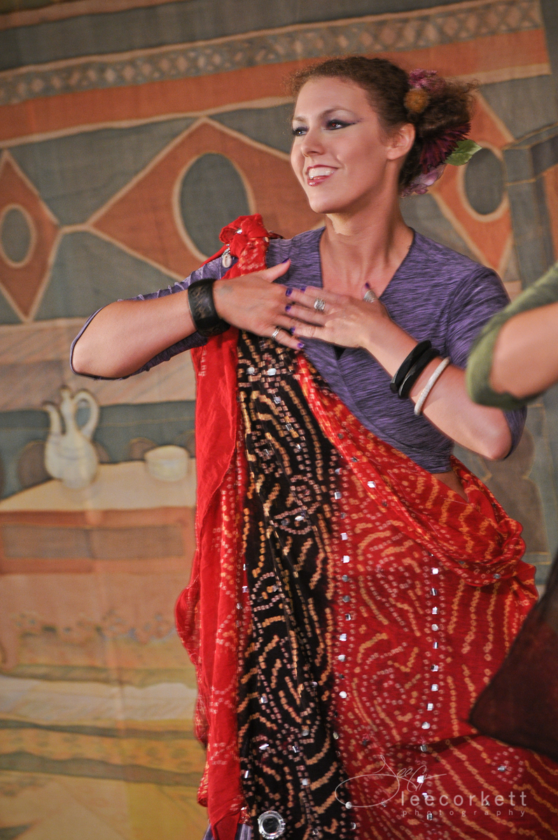 Tribal Fest 2012 – Performance Portraiture