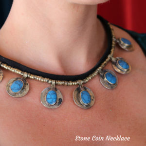 stonecoinnecklace